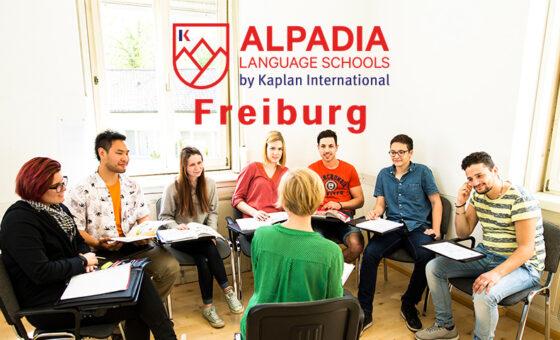 フライブルク語学学校アルパディア-ALPADIA
