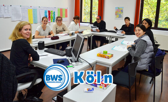 ケルンの語学学校BWS