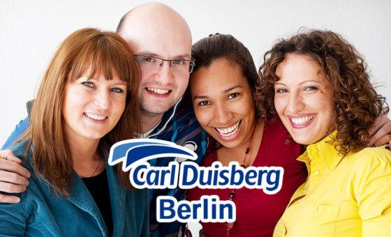 ベルリンの語学学校カールデュイスセンター