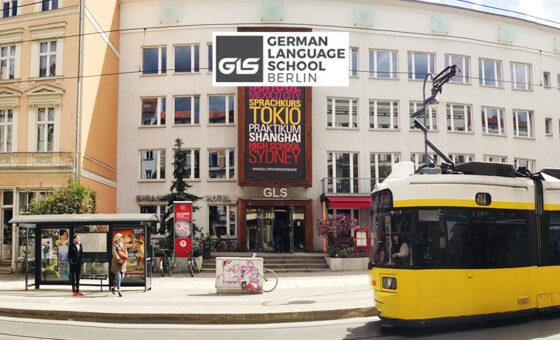 ベルリンの語学学校GLS