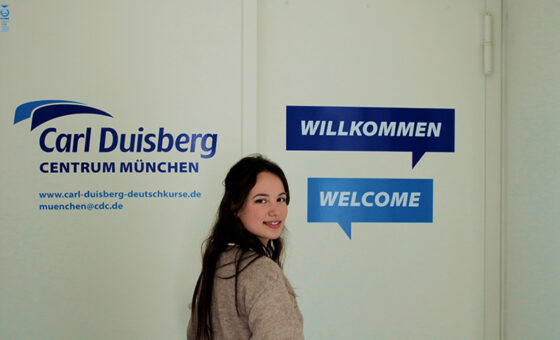 ミュンヘンの語学学校カールデュイスベルクセンター