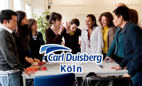 ケルンの語学学校カールデュイスベルクセンター