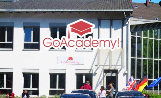 デュッセルドルフの語学学校Go Academy