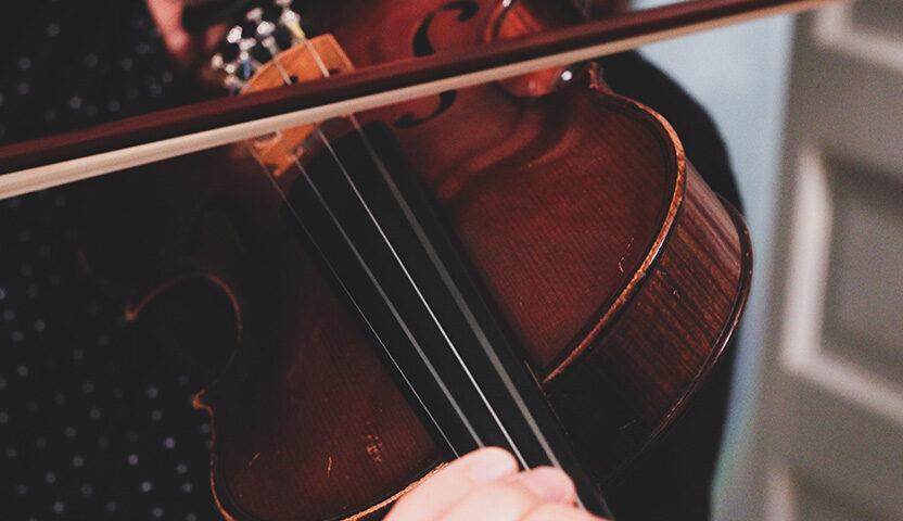 バイオリン留学