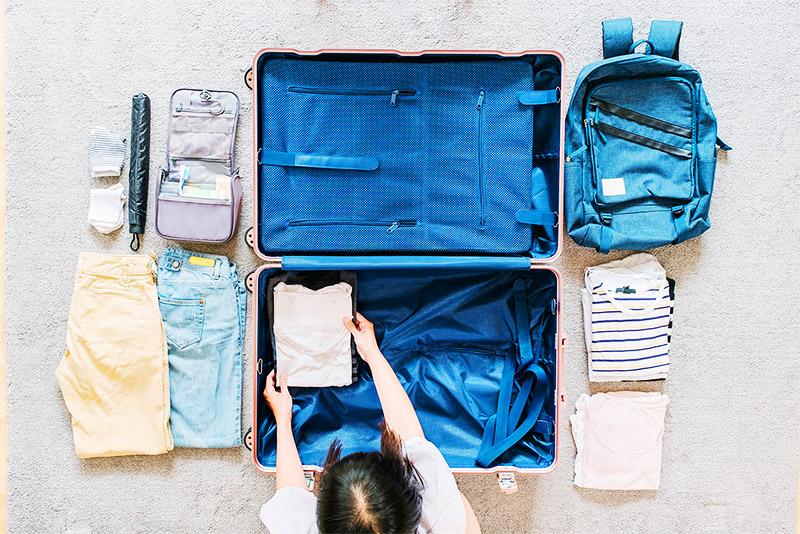ドイツ留学荷物の準備